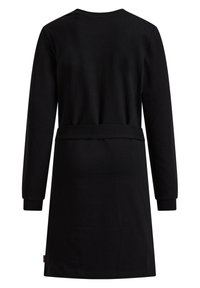 WE Fashion - Gebreide jurk - black - 4