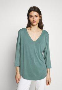 Betty & Co - Long sleeved top - sagebrush green - 0