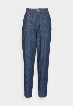 RETRO PRIME - Straight leg jeans - unwashed