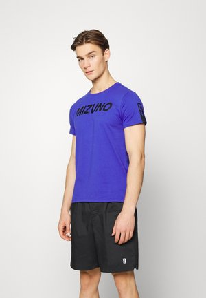 TEE - Print T-shirt - vision violet
