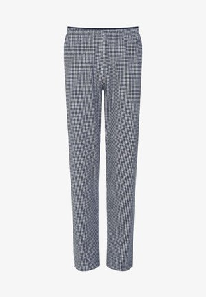 SCHLAFHOSE LANG SERIE MEY CLUB - Pyjama bottoms - light grey melange