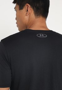 Under Armour - BOXED STYLE - Print T-shirt - black/graphite - 3