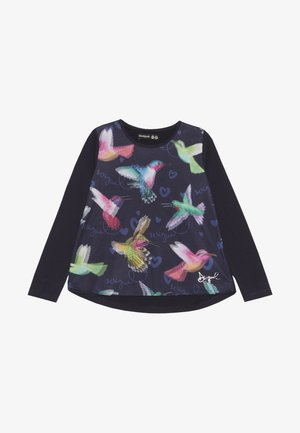 COLIBRI - Long sleeved top - navy