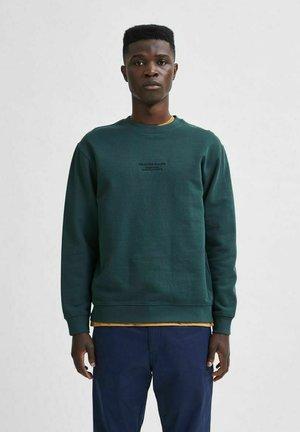 Sweatshirt - darkest spruce