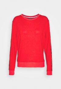 DKNY Intimates - SLEEP TOP - Pyjama top - ruby - 4