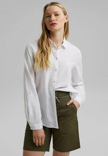 Shorts - khaki green
