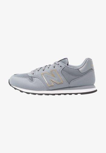 GW500 - Zapatillas - grey/gold