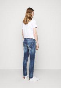 Dondup - BRADY PANT - Slim fit jeans - blue - 2