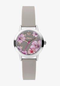 s.Oliver - Watch - grey - 0