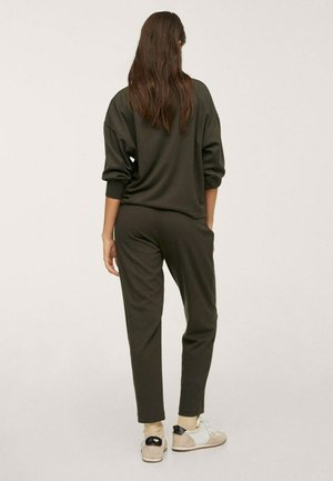 CORDON - Trousers - khaki