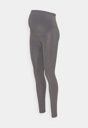 MOM LENA - Leggingsit - grey