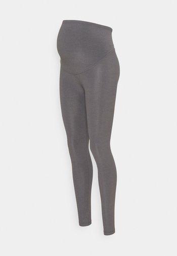 MOM LENA - Leggings - Trousers - grey