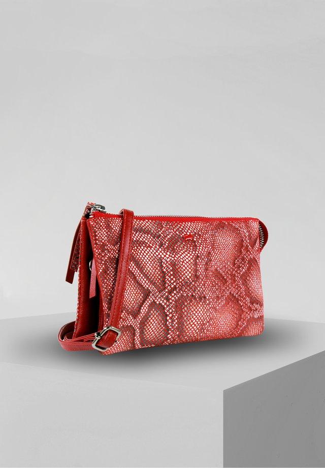 MIRA - Across body bag - red