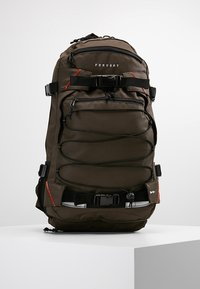 Forvert - LOUIS - Rucksack - dark brown - 0
