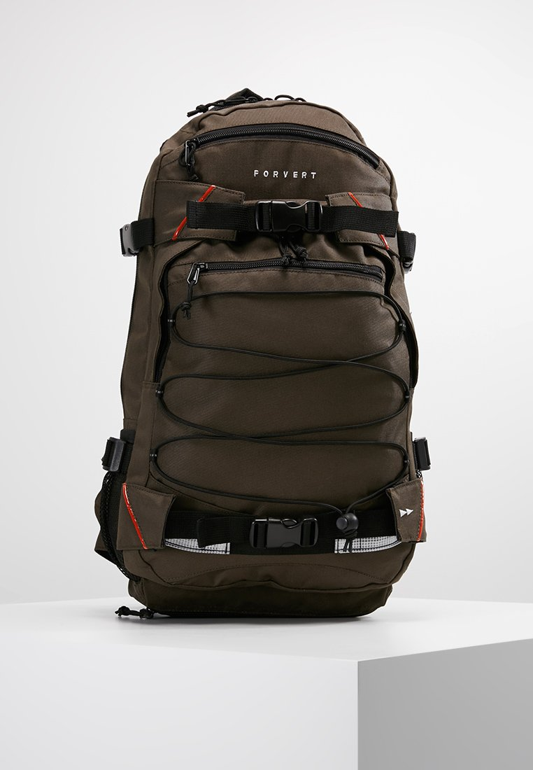 Forvert - LOUIS - Rucksack - dark brown