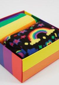 Happy Socks - PRIDE GIFT BOX 2 PACK - Socks - multi - 2