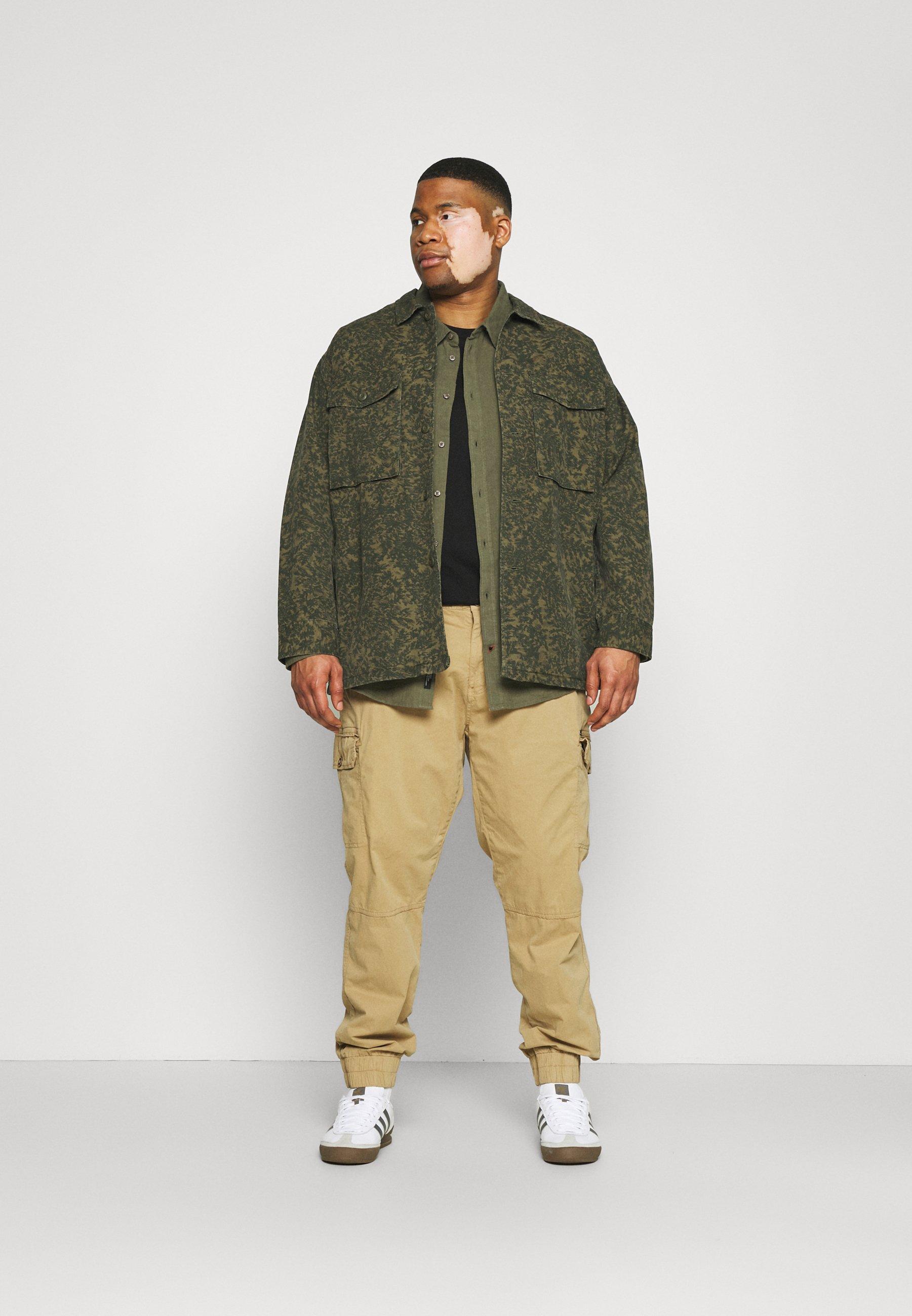 Homme BHNAN PANTS - Pantalon cargo
