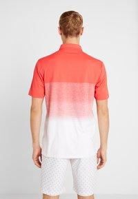 adidas Golf - Funkční triko - real coral/white - 2