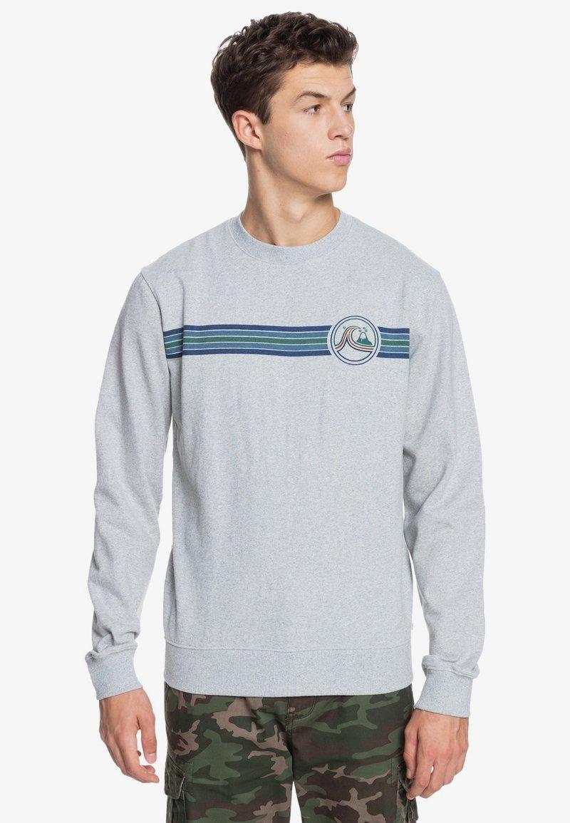Quiksilver - Sweatshirt - light grey heather