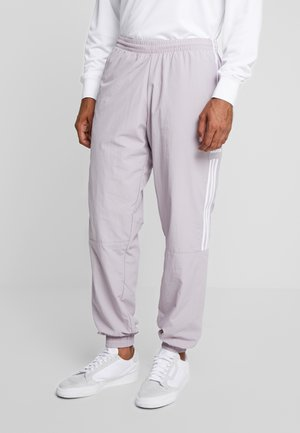 LOCK UP - Tracksuit bottoms - soft vision