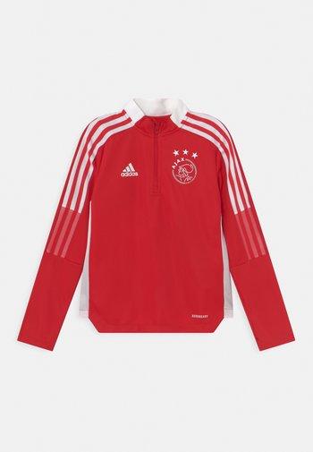 AJAX AMSTERDAM UNISEX - Club wear - team colleg red