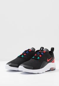 Nike Sportswear - AIR MAX MOTION 2 MC - Sneakers laag - black/university red/hyper blue/neptune green