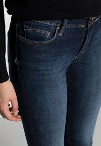 ONLY - ONLSHAPE - Jeans Skinny Fit - dark blue denim - 4