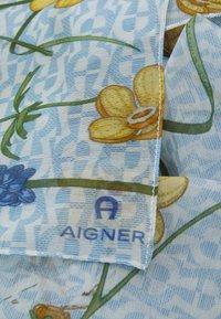 AIGNER - STOLA SCARF - Scarf - blue - 2