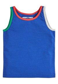 Next - 4 PACK - T-shirt print - blue - 5