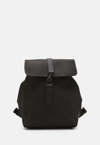 BUCKET BACKPACK - Plecak - black
