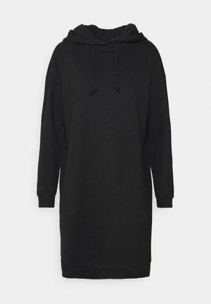 VMOCTAVIALS HOODIE DRESS - Vestido informal - black