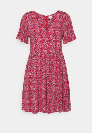 CAROLINA - Sukienka letnia - red