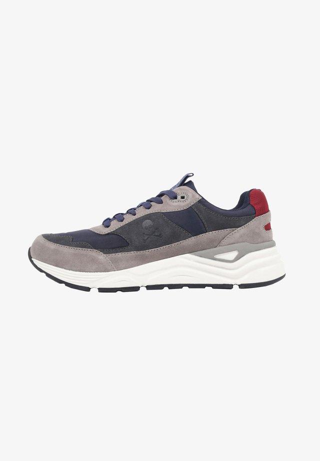 VINTAGE  - Sneakers laag - navy