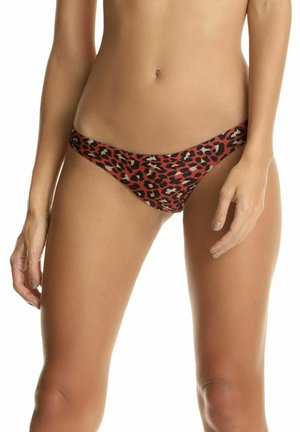 NATURAL EVOLUTION FLIRT - Bas de bikini - red