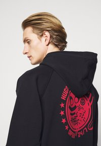HUGO - DAMEL - Sweatshirt - black - 4
