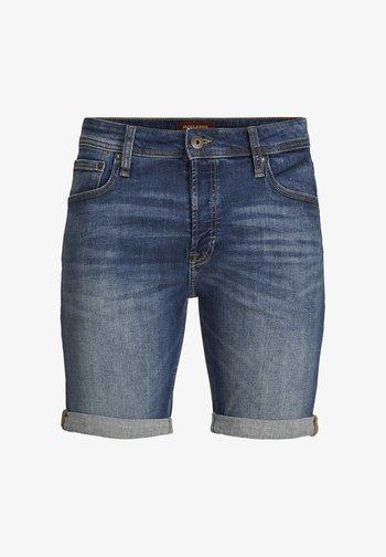 AGI - Denim shorts - blue denim