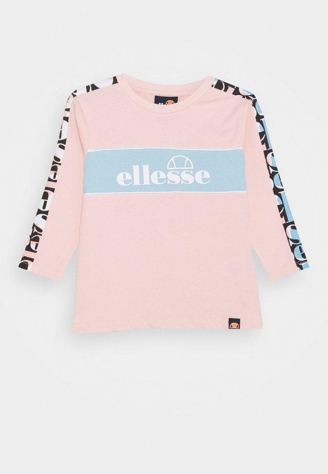 JINSITA - T-shirt à manches longues - light pink