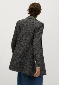 Mango - PARIS - Klassisk frakke - gris - 2