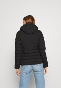 Abercrombie & Fitch - PUFFER - Down jacket - black - 2