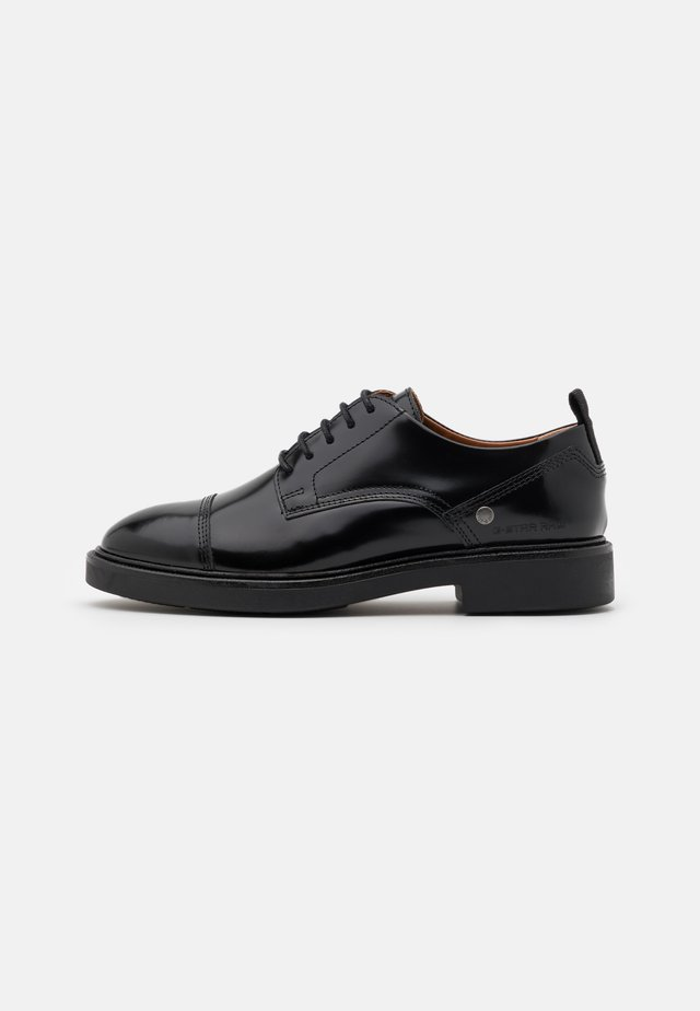CORBEL SHOE - Zapatos de vestir - black