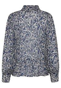Cinque - Button-down blouse - blue - 1