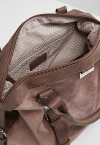 TOM TAILOR - JUNA - Handbag - rose - 4