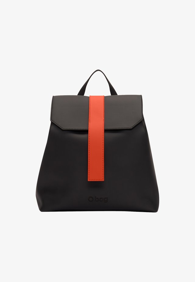 Zaino - nero-arancione