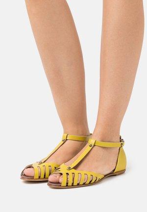 Sandaler - lemon
