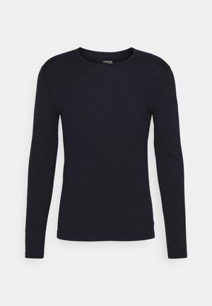 TECH CREWE - Långärmad tröja - midnight navy