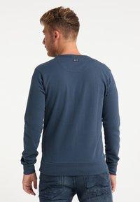 Petrol Industries - Sweatshirt - petrol blue - 2