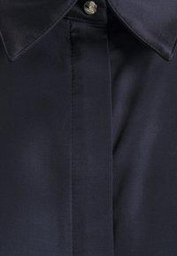 Patrizia Pepe - CAMICIA - Button-down blouse - slate blue - 2