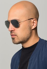 Ray-Ban - 0RB3025 AVIATOR - Lunettes de soleil - silver-coloured - 0