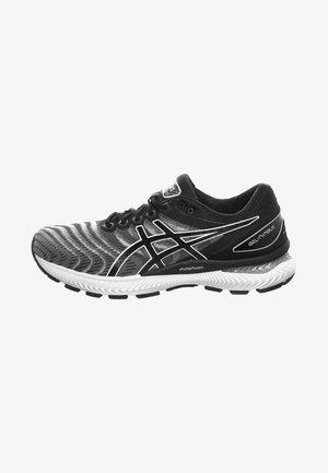 Neutral running shoes - white / black