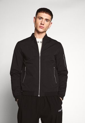 JERUSH - Giubbotto Bomber - black